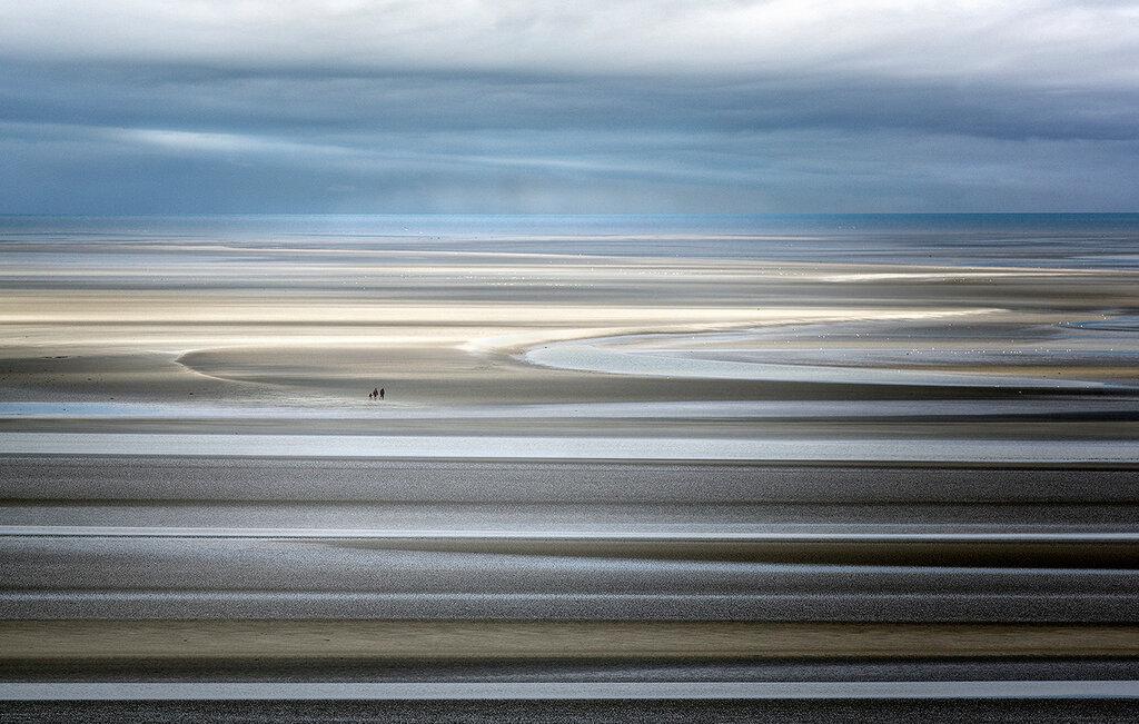 Danny Vangenechten - The Mt St Michel Bay.jpg