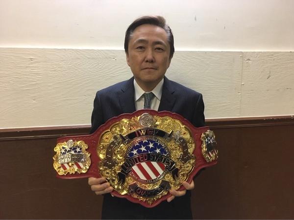 Post image of NJPW представили новый титул