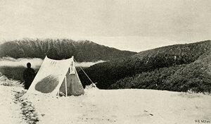 Лагерь после шторма