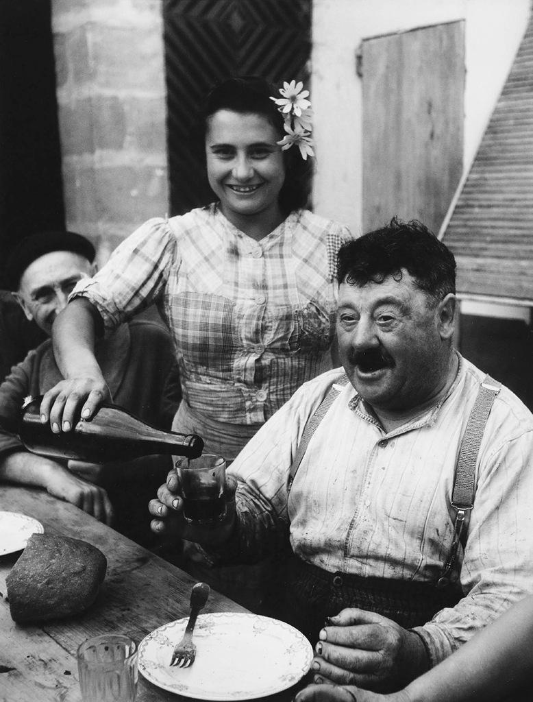 1945. Виноделатель Жиронды