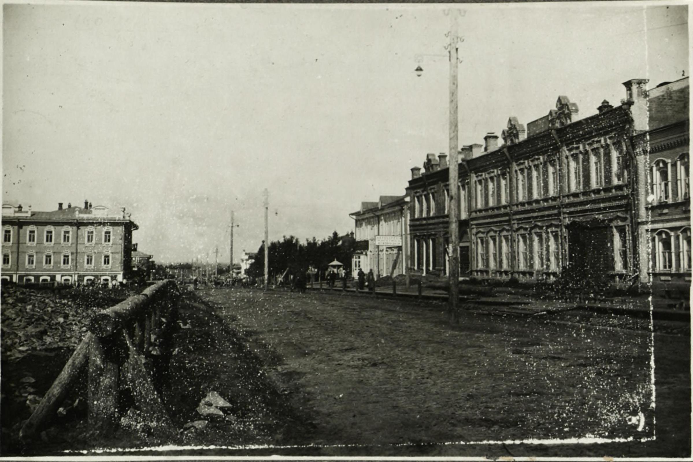 Кузнецкая улица (1914)