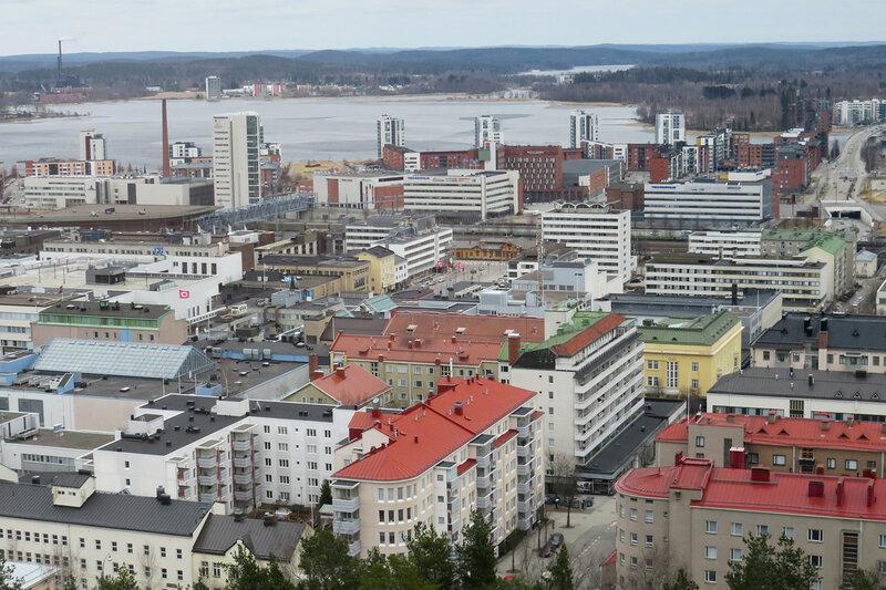 Коммерческая недвижимость в ювяскюля, финляндия, 300 м2 - фото 1 prianru