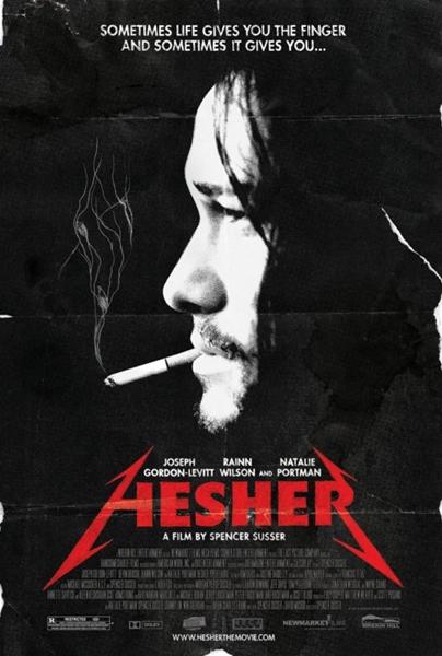 Хешер / Hesher (2010/BDRip/HDRip)
