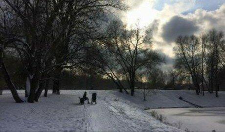 Снег и гололедица в Москве: Отменено около 60 авиарейсов