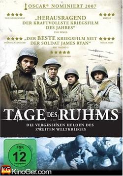 Tage des Ruhms (2006)