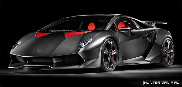 Lamborghini Sesto Elemento. Самый дорогой Ламборджини в мире