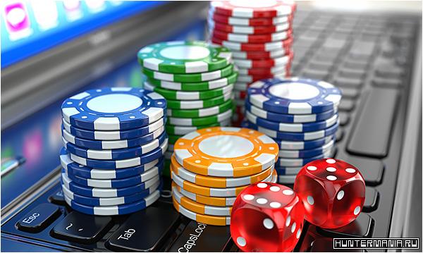 Лотерея от интернет казино