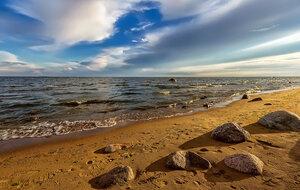 Вечер на Финском заливе