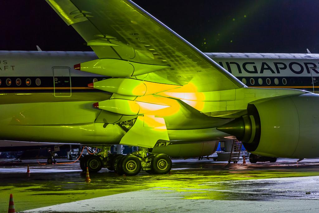 Airbus A350 в Москве: его ждали и он прилетел! Фото: aviator-ru.livejournal.com