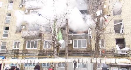 Владимир Путин поручил Дмитрию Медведеву помогать  пострадавшим при взрыве вСаратове