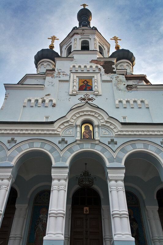 Собор Владимирской иконы Божией Матери. Кронштадт
