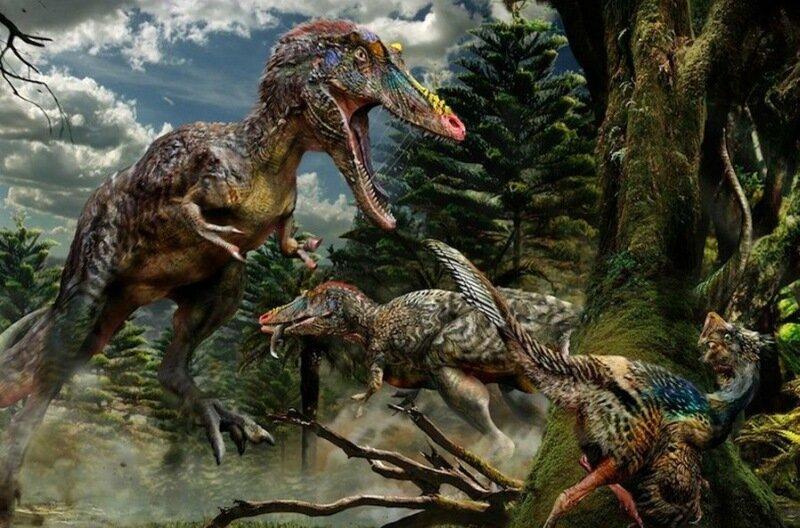 Обзор юрского периода: живые дредноуты, инопланетные драконы и губы Анджелины Джоли