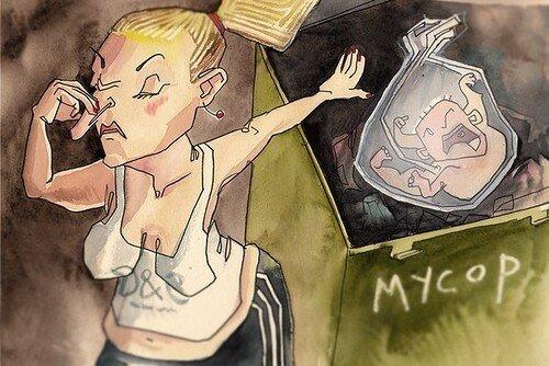 Дело крымчанки, бросившей ребенка впарке, передали всуд