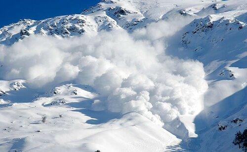 ВКрыму объявлена опасность схода лавин