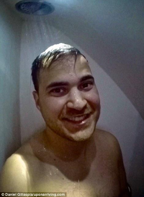 Особенно полноценный душ.