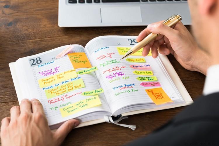 Ежедневники, облегчающие нашу жизнь (1 фото)
