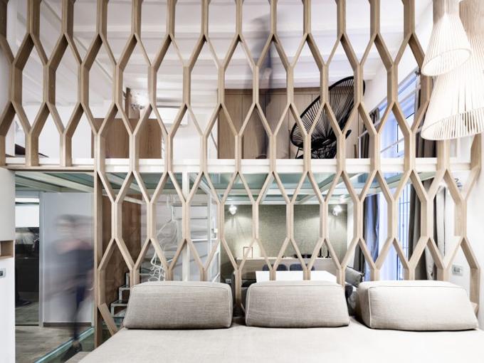 Квартира в Милане от Archiplanstudio