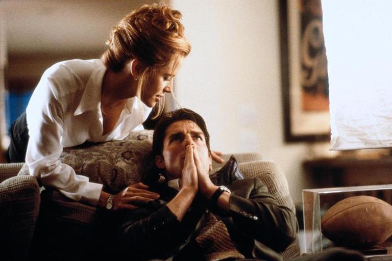 Том Круз в роли, которая сделала его Томом Крузом, и Кэмерон Кроу, получивший четыре номинации н
