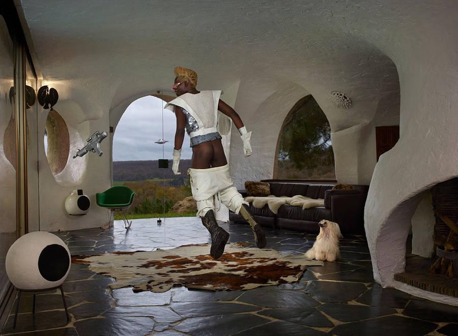 Тайный Эдем: эксклюзивная серия эротических фотографий Саши Голдбергера