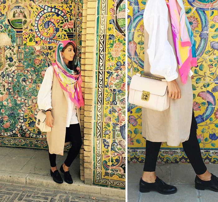 Смелые иранские модницы в кедах разрушают стереотипы