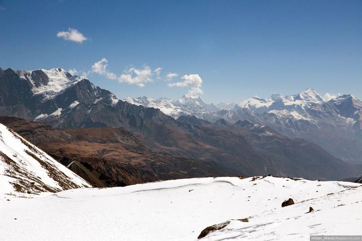 Фотографии и текст mister-marat   1. За несколько часов предстояло подняться на 900 метров,