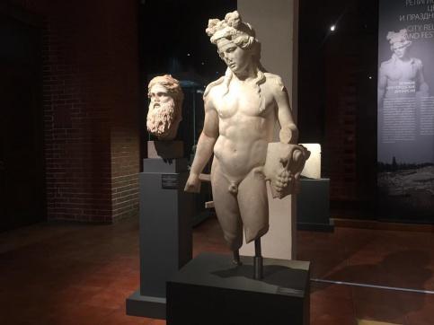 Картинки по запросу Боги и герои Древней Греции в Историческом музее
