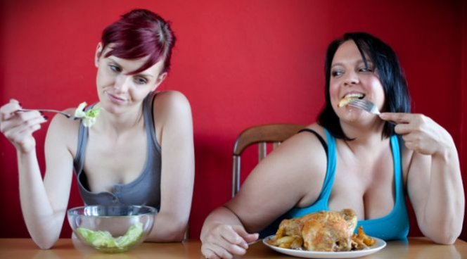 Ученые: Наразвитии ожирения сказывается отношение ксобственному телу