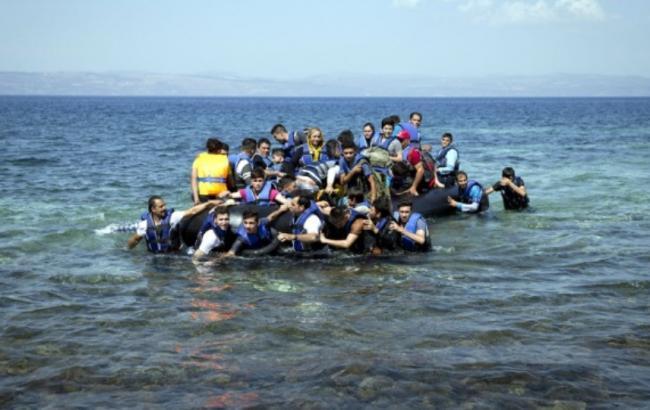 ВСредиземном море спасли более тыcячи мигрантов