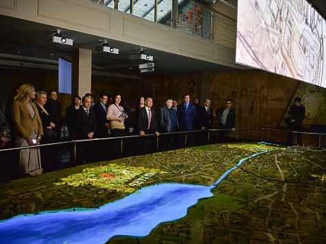 Рустам Минниханов выложил первые фото из«Городской панорамы»