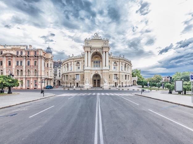 Одесса стала самым дорогим городом Украинского государства