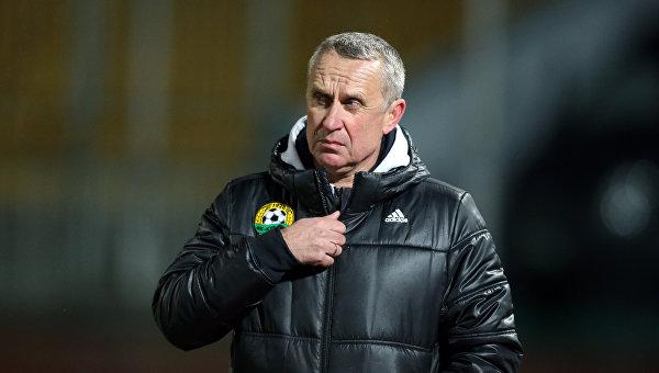 Белорусский тренер Леонид Кучук будет упражнять футбольный клуб «Сталь»
