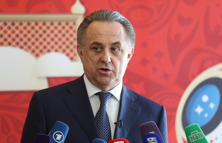 Виталий Мутко: все 4 стадиона готовы кКубку конфедераций