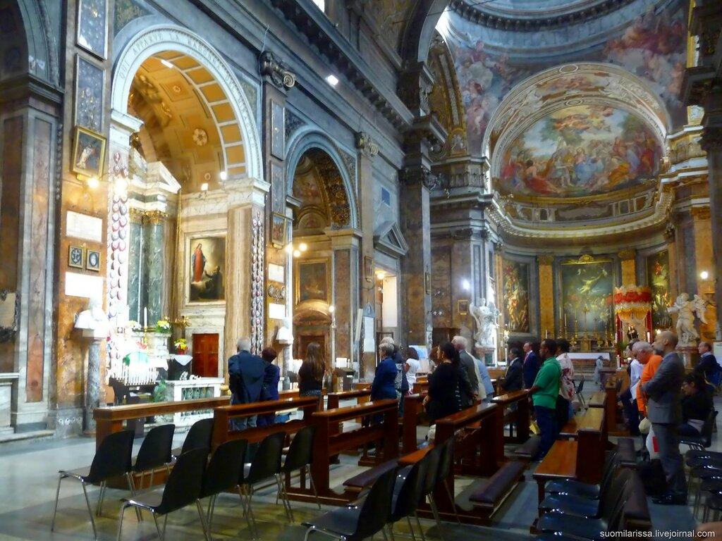 Sant`Andrea delle Fratte (20).JPG