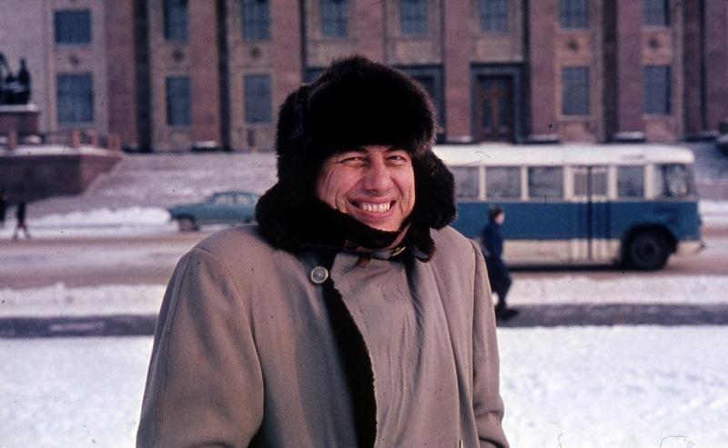 Жизнь советских граждан в 60-х годах глазами американского фотографа