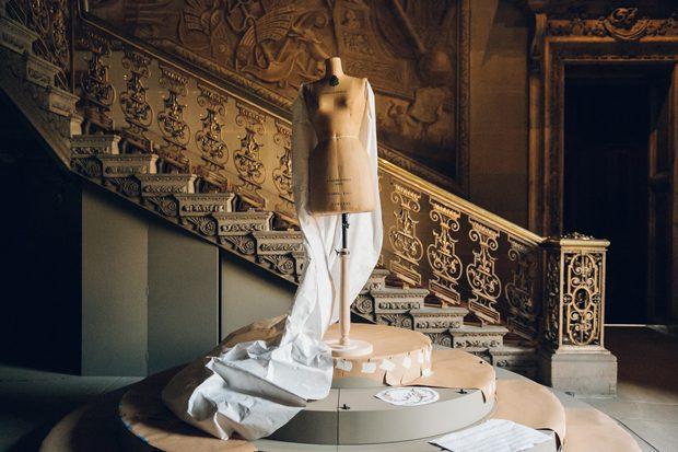 Stella Tennant, Duchesses Georgiana and Deborah in Stellar Line Up for Chatsworth House Style