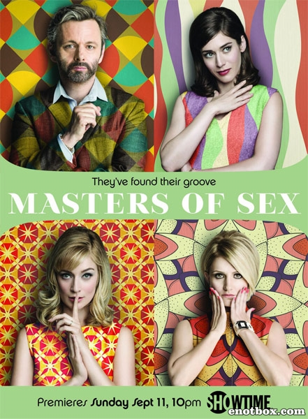 Мастера секса (4 сезон: 1-10 серии из 10) / Masters of Sex / 2016 / ПМ (Amedia) / WEBRip + WEBRip (720p)