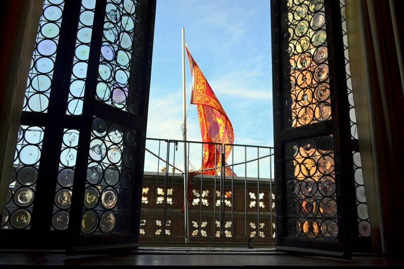 балкон во дворце Дожей