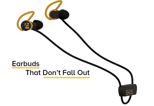 SlimBuds - наушники, разработанные для мотоциклистов