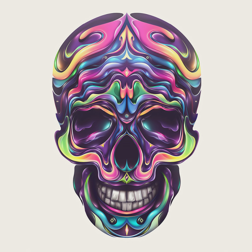 Digital Artworks by Rik Oostenbroek