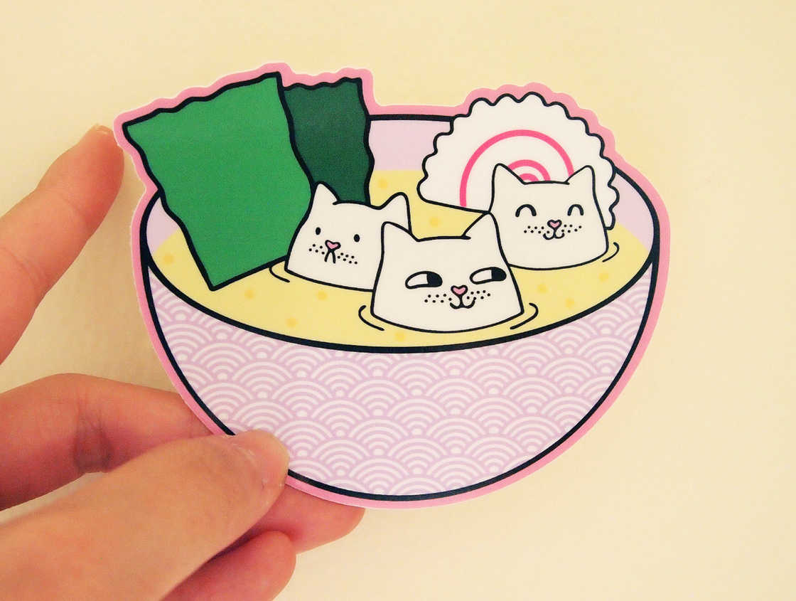 Cats Everywhere - Les adorables chats de Natelle Draws Stuff