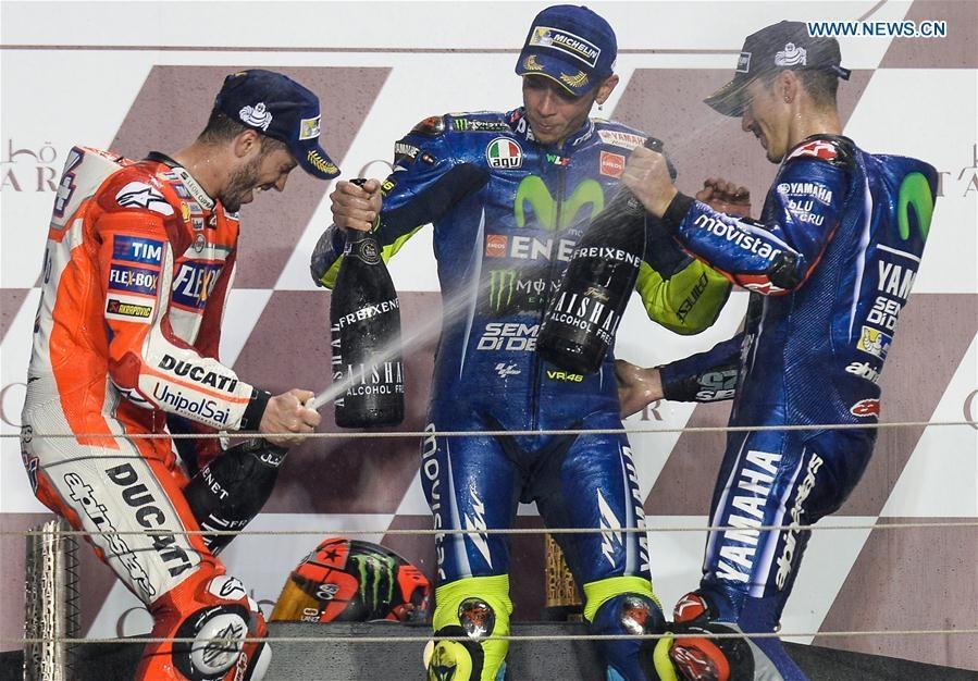 В MotoGP введут тест на алкоголь