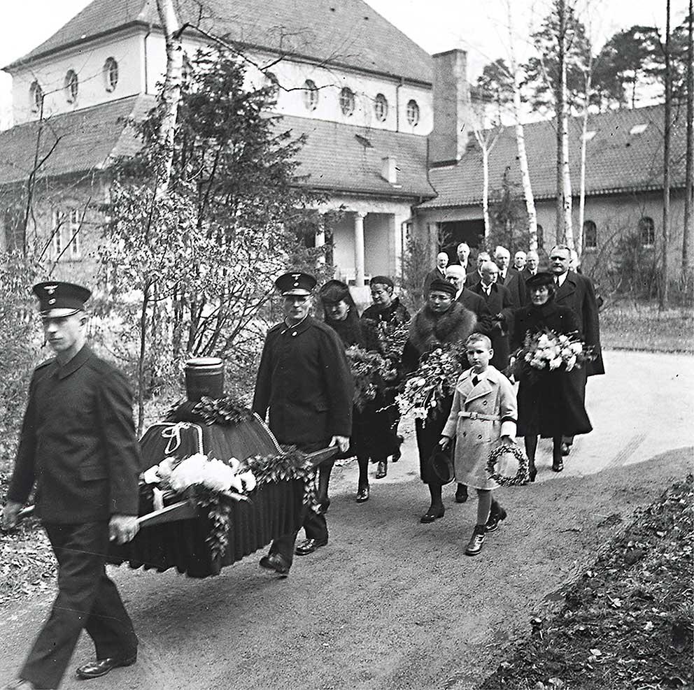 Роберт Бош (Robert Bosch) похороны