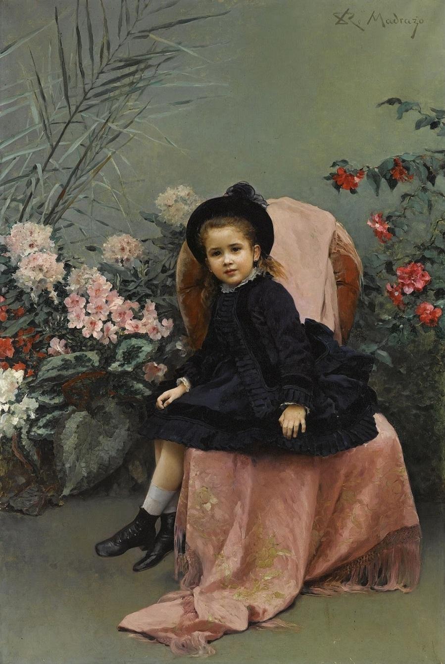 Портрет Мерседес де Хеерен (Retrato de Mercedes de Heeren)_166.5 х 110_х.,м._Частное собрание.jpg
