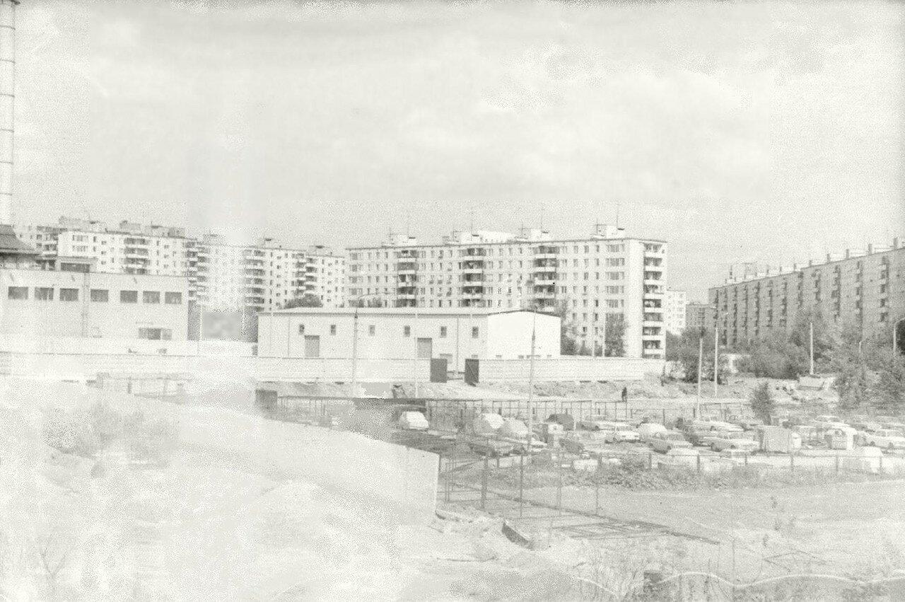 1982. 3-й дорожный проезд, дом 7 к.2