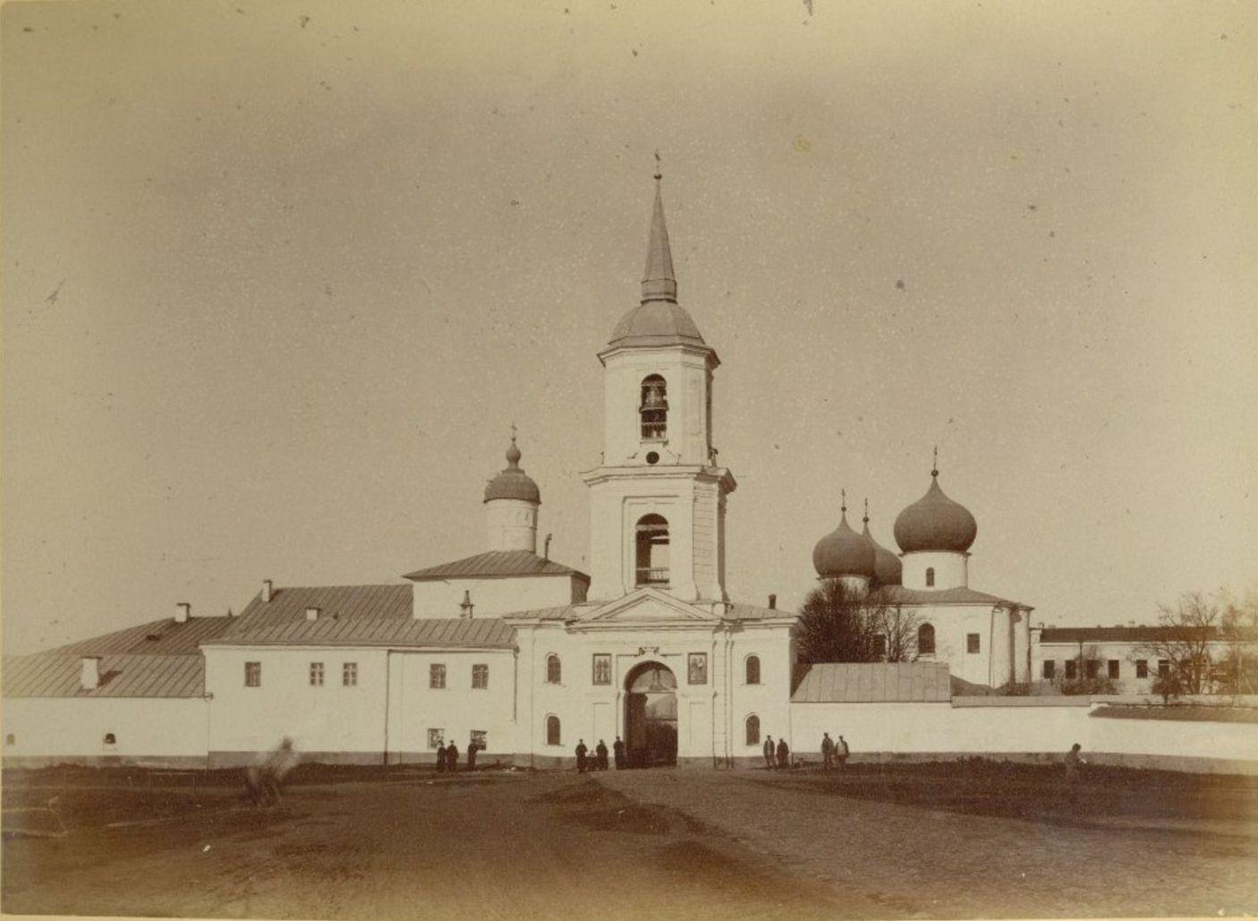 Антоньев монастырь