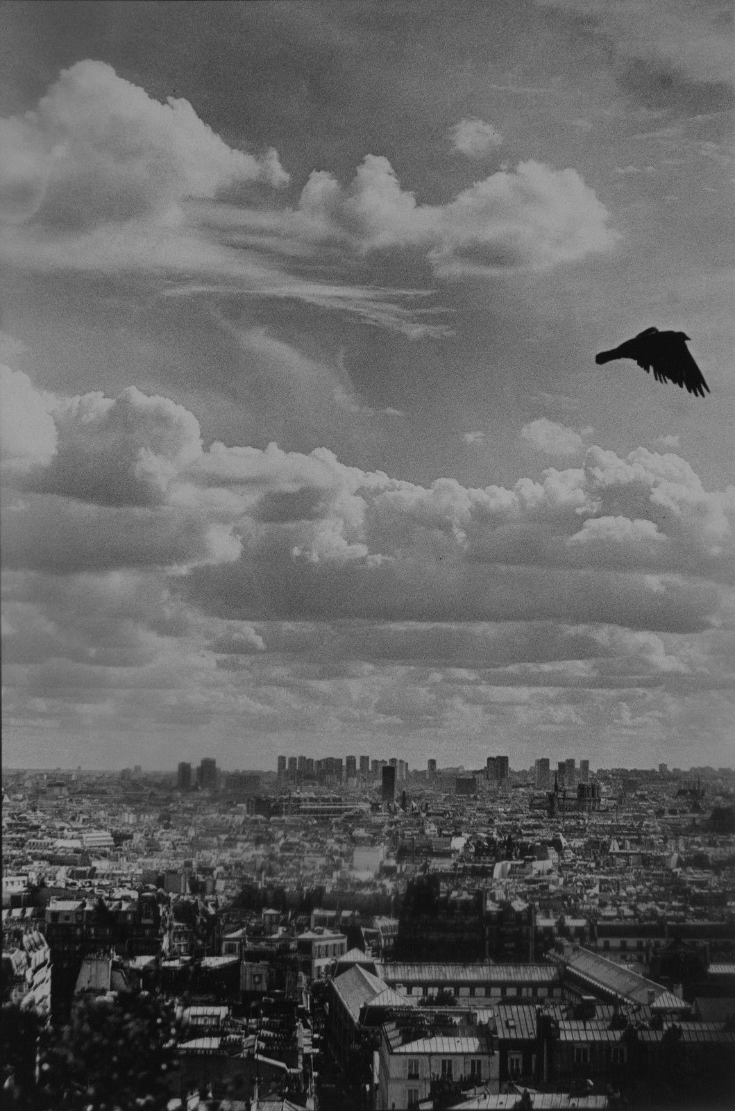1981. Небо над Парижем