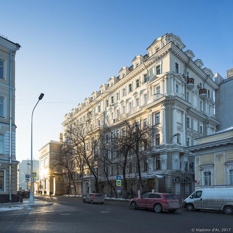 Типография П.П. Рябушинского - Утро России