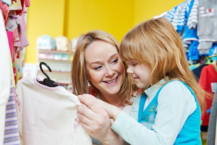 Детская одежда: на что обратить внимание при покупке?