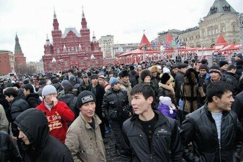 В Москве уровень преступности среди мигрантов снизился на 30%