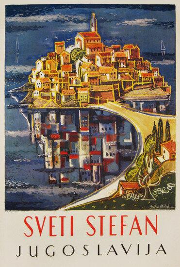 Святой Стефан в Черногории